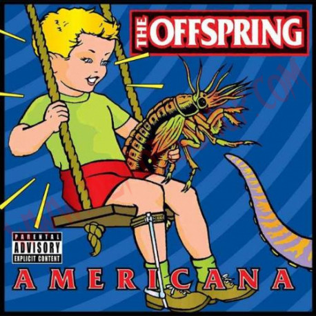Vinilo LP The Offspring - Americana