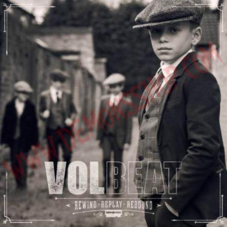 CD Volbeat - Rewind, Replay, Rebound