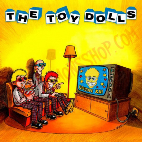 CD The Toy Dolls - Episode XIII