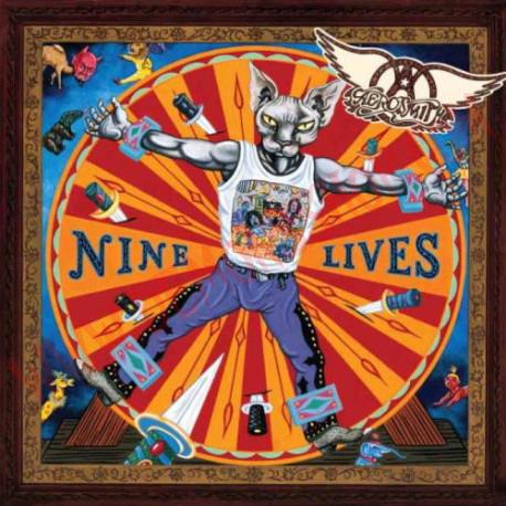Vinilo LP Aerosmith - Nine Lives