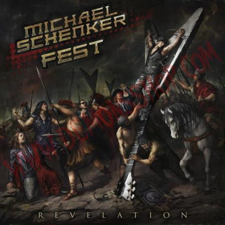 CD Michael Schenker Fest - Revelation