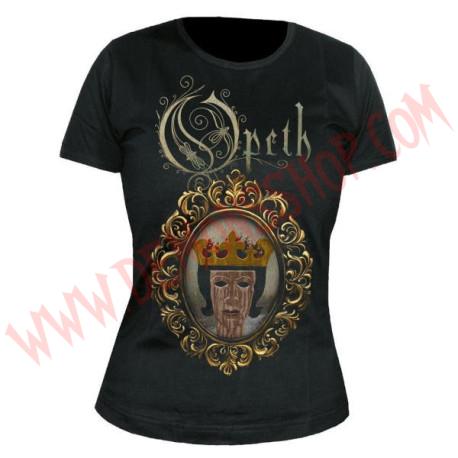 Camiseta Chica MC Opeth