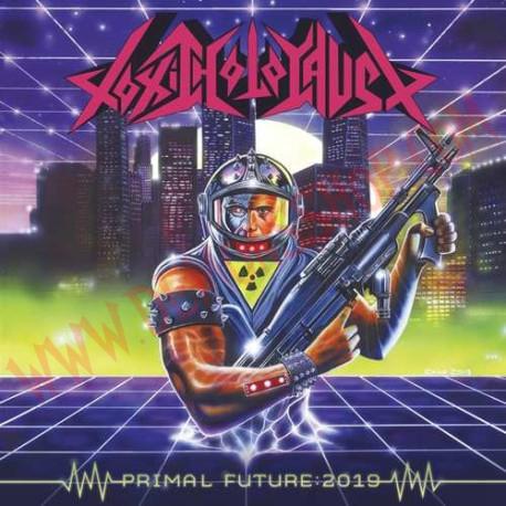 CD Toxic Holocaust - Primal future 2019