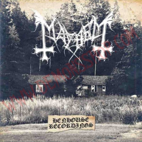 Vinilo LP Mayhem - Henhouse Recordings