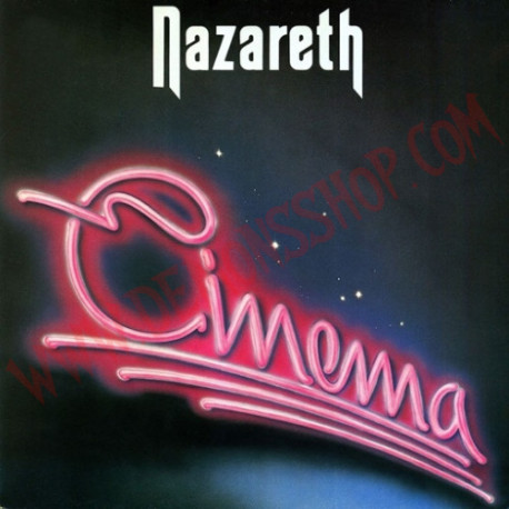 Vinilo LP Nazareth - Cinema