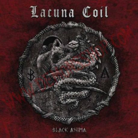 CD Lacuna Coil - Black Anima