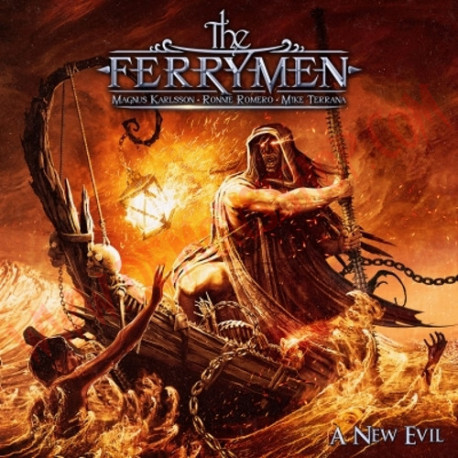 CD The Ferrymen - A new evil