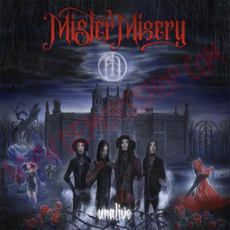 CD Mister Misery - Unalive