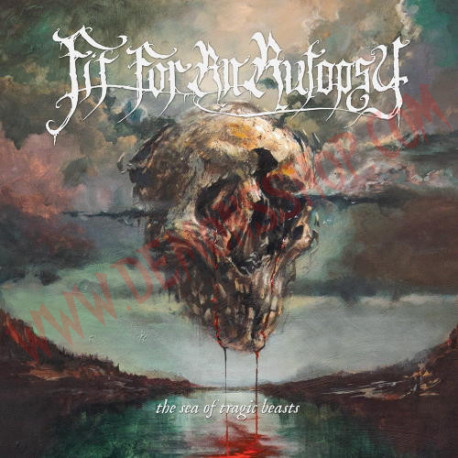 CD Fit For An Autopsy - The sea of tragic beasts