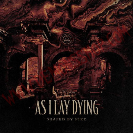 CD As I Lay Dying - Shaped by fire