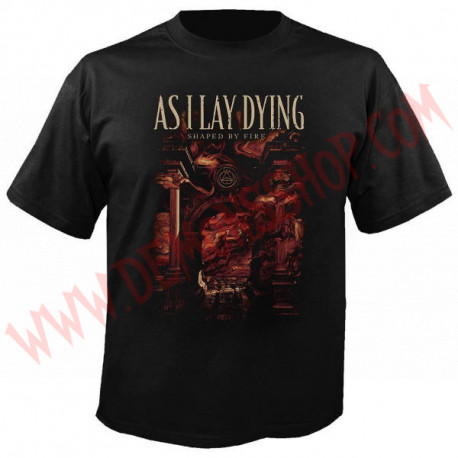 Camiseta MC As I lay Dying