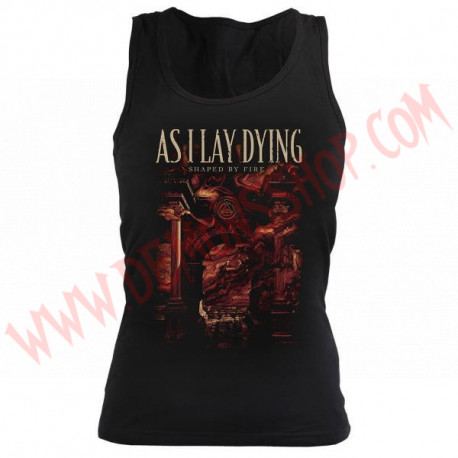 Camiseta Chica SM As I Lay Dying