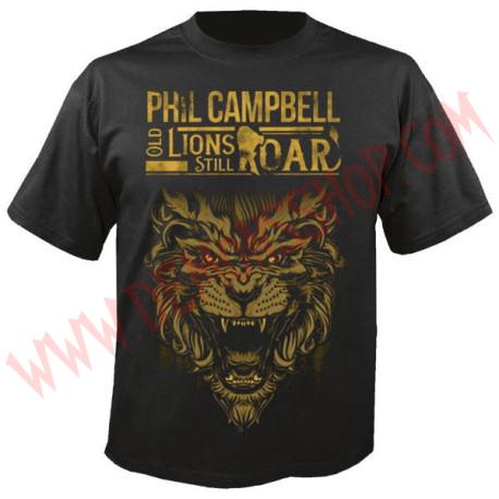 Camiseta MC Phil Campbell