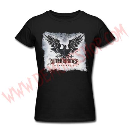 Camiseta Chica MC Alter bridge
