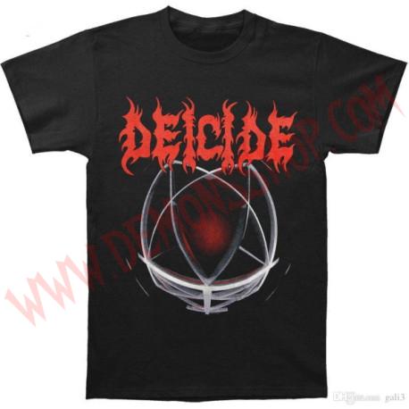 Camiseta MC Deicide