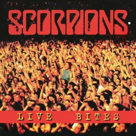 Vinilo LP Scorpions - Live Bites