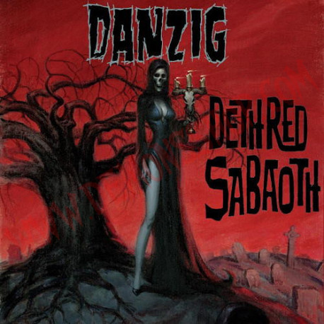 CD Danzig – Deth Red Sabaoth