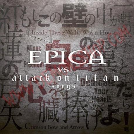 CD Epica - Epica vs. Attack on titan songs