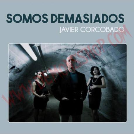 Vinilo LP Javier Corcobado - Somos Demasiados