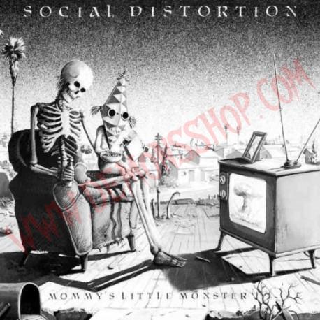 Vinilo LP Social Distortion - Mommy's Little Monster