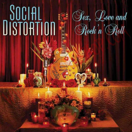 Vinilo LP Social Distortion - Sex, Love And Rock 'n' Roll