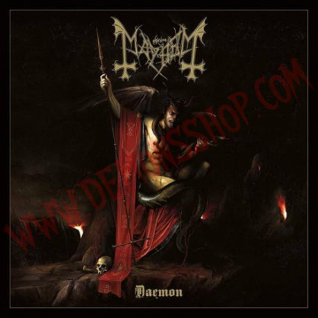 Vinilo LP Mayhem - Daemon