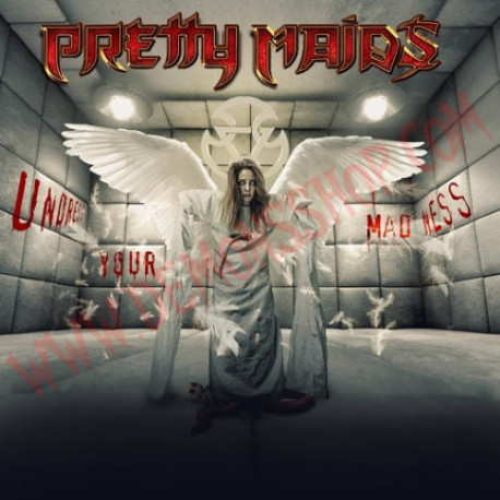 CD Pretty Maids - Undress your madness