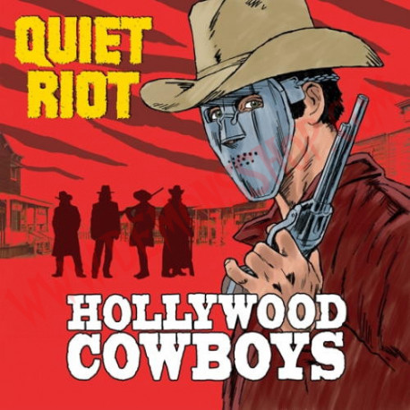 Vinilo LP Quiet Riot - Hollywood Cowboys