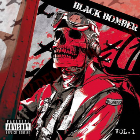 Vinilo LP Black Bomber - Vol. 1