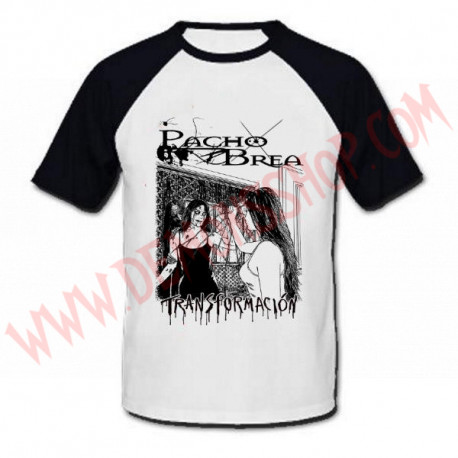 Camiseta Raglan MC Pacho Brea