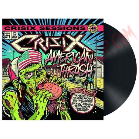 Vinilo LP Crisix - Sessions: 1 American Thrash