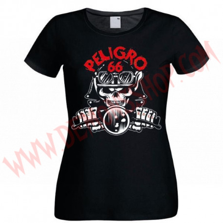 Camiseta Chica MC Peligro 66