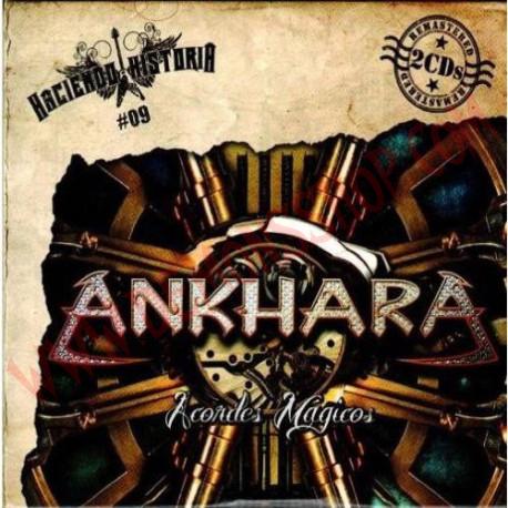 CD Ankhara - Haciendo Historia 09: Acordes Mágicos