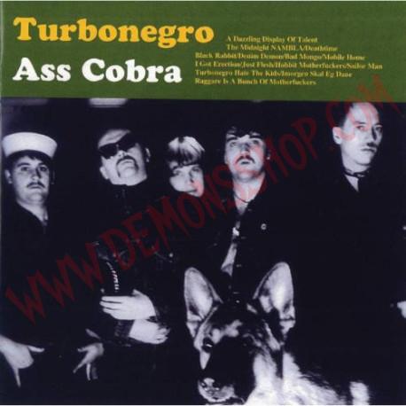 CD Turbonegro - Ass Cobra