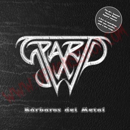 CD Sparto - Bárbaros del Metal