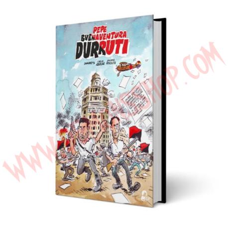 Libro Pepe Buenaventura Durruti