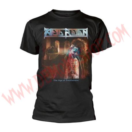 Camiseta MC Acid Reign