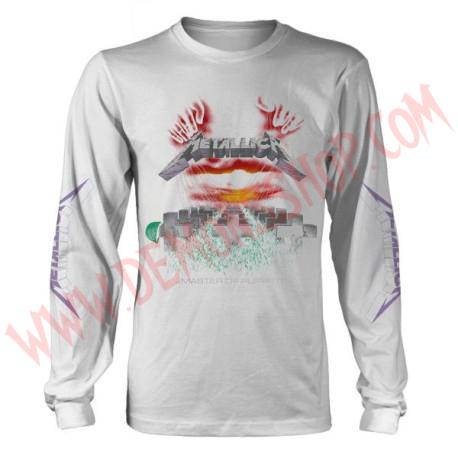 Camiseta ML Metallica