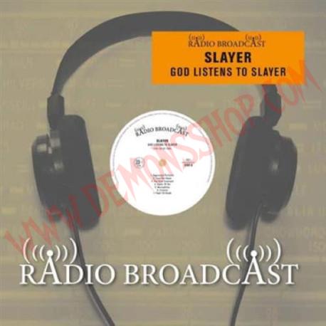 Vinilo LP Slayer – God Listens To Slayer (Live On Air 1984)