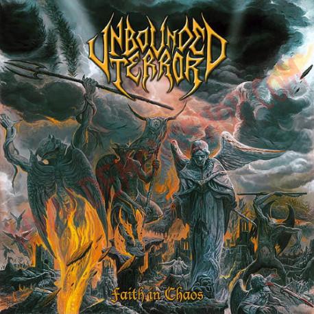 Vinilo LP Unbounded Terror - Faith in Chaos