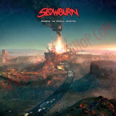 CD Slowburn - Rock N roll rats