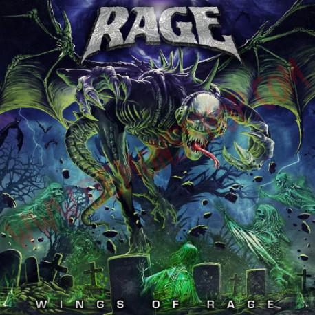 Vinilo LP Rage - Wings Of Rage