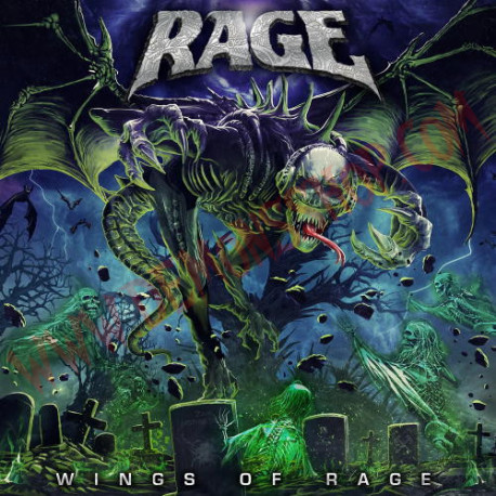 Box Rage - Wings Of Rage