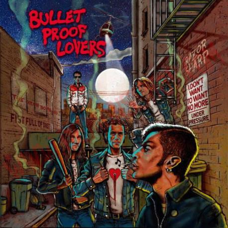 Vinilo LP Bullet Proof Lovers - Bullet Proof Lovers
