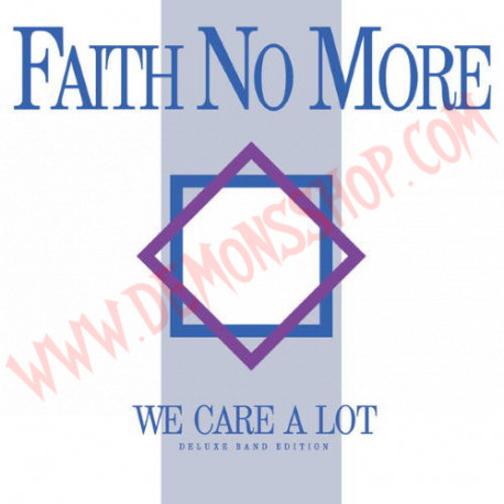 Vinilo LP Faith No More - We Care A Lot