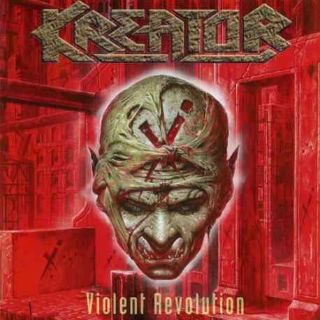 Vinilo LP Kreator - Violent Revolution