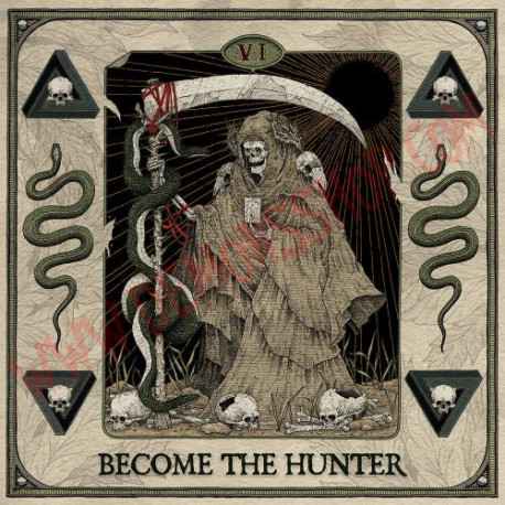 Vinilo LP Suicide Silence - Become the hunter
