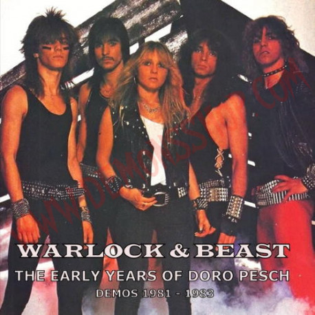 CD Warlock – The Early Years Of Doro Pesch