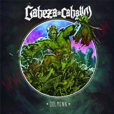 Vinilo LP Cabeza De Caballo – Dolmenn