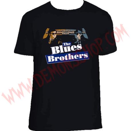 Camiseta MC Blues Brothers